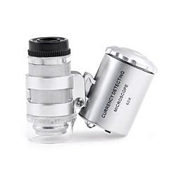 Χαμηλού Κόστους Μικροσκόπια & Μεγεθυντές-Μικροσκόπια Μεγεθυντικοί Φακοί Παιχνίδια Φακός με LED Φως Πρωτότυπες ABS 1 Κομμάτια