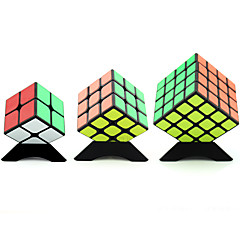 cheap -Magic Cube IQ Cube YONG JUN 3*3*3 4*4*4 2*2 Smooth Speed Cube Magic Cube Educational Toy Puzzle Cube Professional Level Speed Classic & Timeless Kid's Adults' Toy Boys' Girls' Gift