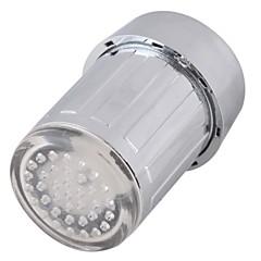 Χαμηλού Κόστους Βρύσες κουζίνας-Σύγχρονο Montaj Punte LED Σαγρέ, Βρύση Κουζίνας