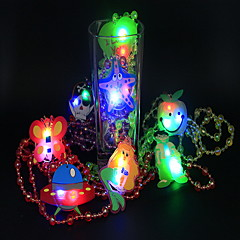 Light Up Toys Spiel-Spielzeug / PVC Regenbogen Alles
