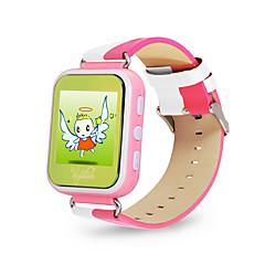 tanie Inteligentne zegarki-Inteligentny zegarek na iOS / Android GPS Czasomierz / Stoper / Rejestrator aktywności fizycznej / Rejestrator snu / Znajdź moje urządzenie / Odbieranie bez użycia rąk / Obsługa multimediów / Budzik