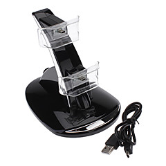 cheap PS3 Accessories-Dual GT USB Charging Dock Stand for PS3 Controller