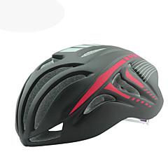 cheap Bike Helmets-Bike Helmet CE Cycling 18 Vents Adjustable One Piece Mountain Aero Helmet Ultra Light (UL) Sports ABS EPS+EPU PC EPS Mountain Cycling