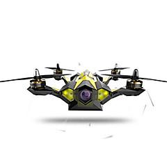 billige Fjernstyrte quadcoptere og multirotorer-RC Drone F16 6CH 6 Akse 2.4G Med 2,0 M HD-kamera Fjernstyrt quadkopter Hodeløs Modus Flyvning Med 360 Graders Flipp Styr Kamera Med kamera