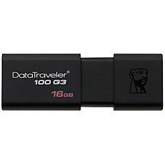 tanie Pamięć flash USB-Kingston 16 GB Pamięć flash USB dysk USB USB 3.0 Plastikowy