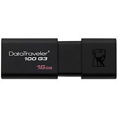 tanie Pamięć flash USB-Kingston 16GB Pamięć flash USB dysk USB USB 3.0 Plastik