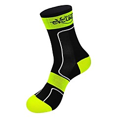 Bike/Cycling Socks Unisex Camping / Hiking Leisure Sports Badminton Cycling / Bike Running Thermal / Warm Wearable Breathable 1 Pair