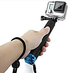 Telescopic Pole Extendable Pole Handheld Selfie Stick For Action Camera Gopro 5 Gopro 4 Gopro 4 Session Gopro 4 Silver Gopro 4 Black