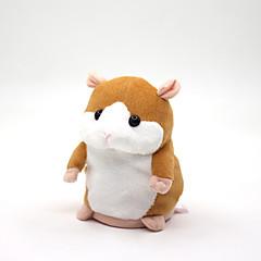 צעצועים ממולאים אביזרים לחופשה צעצועים עכבר סאונד (שמע) שִׂיחָה בנים בנות 1 חתיכות