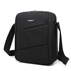 """billiga Laptop Bags-Nylon Ensfärgat Axelväska 10 """"bärbar dator"""