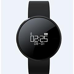 billige Smartklokker-Smartklokke UW01 til Android iOS Bluetooth Sport Vanntett Pulsmåler Pekeskjerm Kalorier brent Søvnmonitor Finn min enhet / Lang Standby / 64MB / Pedometere / Søvnsporing / Tyngekraftsensor