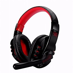 cheap Over-Ear Headphones-OVLENG V8-1 Wireless Headphones Dynamic Plastic Gaming Earphone with Volume Control / with Microphone / Noise-isolating Headset