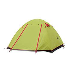 Naturehike 3-4 אנשים אוהל כפול קמפינג אוהל חדר אחד אוהלים למשפחה מאוורר היטב נייד עמיד מתקפל קל במיוחד(UL) נשימה ל ציד קמפינג לטייל מעל