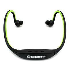 お買い得  ヘッドセット&ヘッドホン-SOYTO ZKS9 ヘッドホン(ネックバンド型)Forメディアプレーヤー/タブレット 携帯電話Withマイク付き ゲーム スポーツ ノイズキャンセ Bluetooth