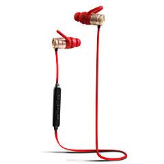 中性生成物 X8 イヤバッド(イン・イヤ式)Forメディアプレーヤー/タブレット 携帯電話 コンピュータWithマイク付き DJ ボリュームコントロール FMラジオ ゲーム スポーツ ノイズキャンセ Hi-Fi 監視 Bluetooth