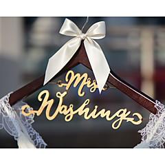 新婦 新郎 花嫁介添人      介添人 フラワーガール 夫婦 両親 ウッド 創造的なギフト 結婚式