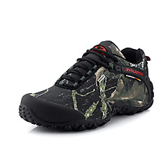 Sneakers Snow Boots Mountaineer Shoes Men's Anti-Slip Anti-Shake/Damping Cushioning Ventilation Impact Waterproof Wearable Breathable