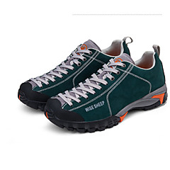 Sneakers Hiking Shoes Mountaineer Shoes Men's Anti-Slip Anti-Shake/Damping Cushioning Ventilation Impact Fast Dry Waterproof Wearable