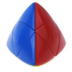 billiga Leksaker och spel-Rubiks kub shenshou Pyramorphix Pyraminx 2*2*2 Mjuk hastighetskub Magiska kuber Pusselkub Present Klassisk & Tidlös Flickor
