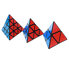 tanie Kostki Rubika-Kostka Rubika Shengshou Pyraminx 4*4*4 3*3*3 2*2*2 Gładka Prędkość Cube Magiczne kostki Puzzle Cube Nowy Rok Dzień Dziecka Prezent