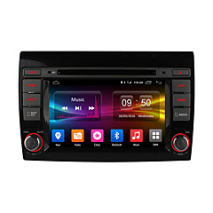 cheap Car DVD Players-Ownice C500 HD Screen 1024*600 with 16GB ROM Android 6.0 Quad Core Car DVD Player GPS Radio For Fiat Bravo 2007 - 2012 Support 4G Lte