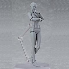 preiswerte Action & Spielfiguren-Ausstellungsfiguren Bewegliche Art Mannequin Modellbausätze Künstlerbedarf Spaß Künstlerisch Klassisch Gute Qualität Jungen Geschenk