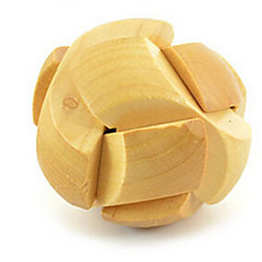 Hračky pro chlapce Discovery hračky Stavební bloky Magické kostky Vzdělávací hračka Kulatý Dřevo