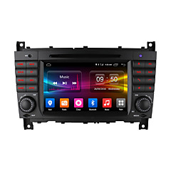 Ownice Android 6.0 Quad Core Car DVD Player For Mercedes C Class W203 2004 - 2007 C200 C230 C240 C320 C350 CLK W209 2004 2005 Support 4G LTE