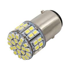 billige -10x hvid 50smd 1206 førte T25 1157 bay15d bremse stopsignal lys lampe pærer ny