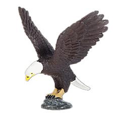 billiga Action- och leksaksfigurer-Fågel Örn Skyltfönstermodeller Djur Simulering Klassisk & Tidlös Chic och modern polykarbonat Plast Flickor Present 1pcs