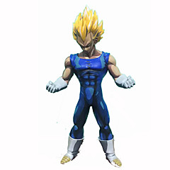 Anime Toimintahahmot Innoittamana Dragon Ball Vegeta 19 CM Malli lelut Doll Toy