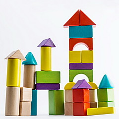 Vzdělávací hračka Hračky Hračky Hrad 1 Pieces Děti Dárek