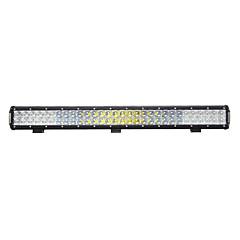 billige Kjørelys-5d 300W 28inch LED lys bar bil off road kjøring lamper 30000lm 12v hodelykt tåke førte lys