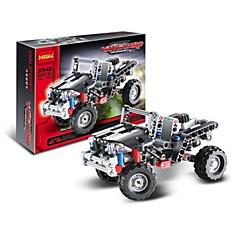 voordelige -Bouwblokken 1pcs Vrachtwagen Creatief Chic & Modern Jongens Geschenk