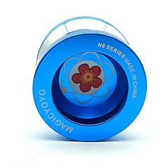 tanie Jojo-Jojo Piłeczki Zabawki Okrągły profesjonalnym poziomie Prędkość Klasyczny Metal Aluminium 1 Sztuk