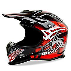 tanie Kaski i maski-BEON Motocross Doroślu Unisex Kask motocyklowy Nieparujący / Oddychający