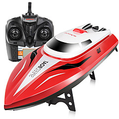 Speedbåt Syma Racerløp Radiostyrt Båt 4 2.4G 30