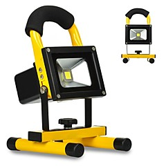 cheap Daytime Running Lights-KAWELL 10W Spotlights Work Lights Outdoor Camping Lights Built-in Rechargeable Lithium BatteriesWaterproof PI65 6000K 2 Years Warranty