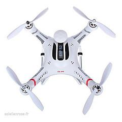 billige Fjernstyrte quadcoptere og multirotorer-RC Drone Cheerson CX-20 4 Kanaler 6 Akse 2.4G Fjernstyrt quadkopter En Tast For Retur / Auto-Takeoff / Feilsikker Fjernstyrt Quadkopter / Fjernkontroll / 1 Batteri Til Drone / Sveve / Sveve