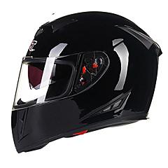 남자 GXT의 g358 오토바이 전체 헬멧 더블 렌즈 안티 안개 복근 헬멧