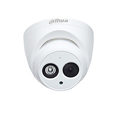 ieftine Dahua®-dahua®-hdw4431c-CIB o camera IP dome 4mp poe cu h.265 viziune de noapte și microfon încorporat pentru exterior și interior