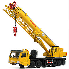 cheap Diecasts & Toy Vehicles-Crane Toy Truck Construction Vehicle Toy Car 1:50 Kid's Unisex Boys' Girls' Toy Gift