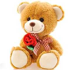 צעצועים ממולאים בובות צעצועים Bear בנים בנות 1 חתיכות