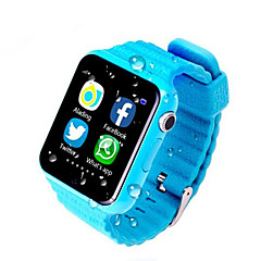 cheap -Kids' Watches for iOS / Android Heart Rate Monitor / Calories Burned / Long Standby / Hands-Free Calls / Touch Screen Activity Tracker / Sleep Tracker / Sedentary Reminder / Find My Device / Altimeter
