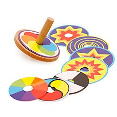 ブロックおもちゃ 知育玩具 おもちゃ ジャイロスコープ 小品 子供用 ギフト