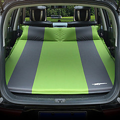 Car Matras Dubbel (200 x 200cm)(cm)PVC draagbaar Comfortabel Verstelbaar Opblaasbaar