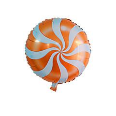 billige Originale moroleker-Ballonger Leketøy Sirkelformet Oppblåsbar Fest 1 Deler