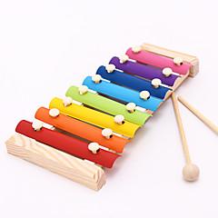 tanie Instrumenty dla dzieci-Cymbałki Klocki Zabawka edukacyjna Oyuncak Müzik Aleti Instrumenty muzyczne Zabawa Dla dzieci Dla obu płci