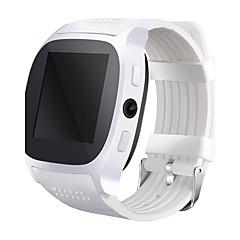 tanie Inteligentne zegarki-Inteligentny zegarek YYTLWT8 na Android iOS Bluetooth 2G Sport Pulsometry Ekran dotykowy Spalonych kalorii Długi czas czuwania Czasomierze Stoper Rejestrator aktywności fizycznej Rejestrator snu