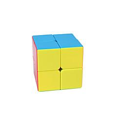 tanie Kostki Rubika-Kostka Rubika Shengshou 2*2*2 Gładka Prędkość Cube Magiczne kostki Puzzle Cube Naklejka gładka Kwadrat Prezent